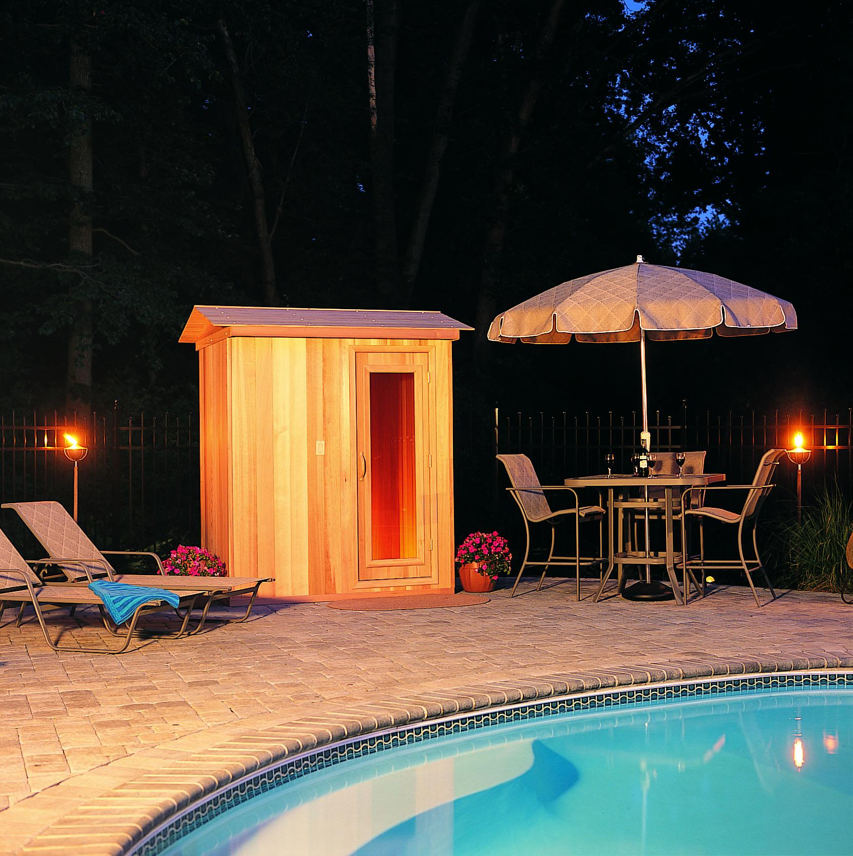 Outdoor Sauna Saunatimes