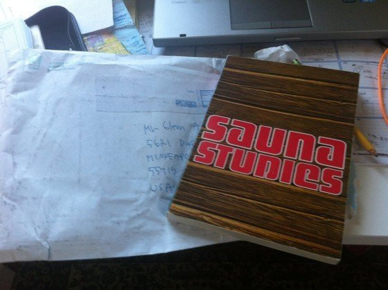 sauna studies