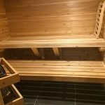 """Get off your butt and let's make some new sauna benches"""