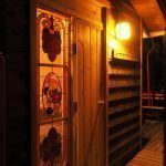 Built from reclaimed and collected materials, this DIY sauna build will make you want to step right in