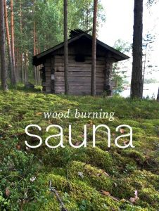 Wood-Burning Sauna Facebook group founder gets off his computer and on his soapbox