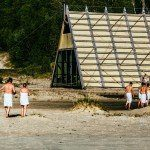 worlds-largest-sauna-agora-salt-festival-norway-designboom-03